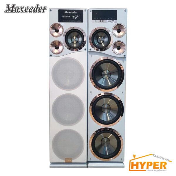 اسپیکر مکسیدر سری MX-TS3102BT مدل IR208