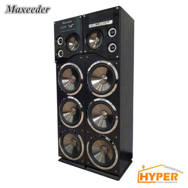 اسپیکر مکسیدر سری MX-TS3102BT مدل IRt204