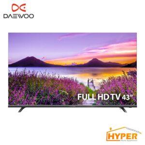 تلویزیون ال ای دی دوو مدل 43K3300