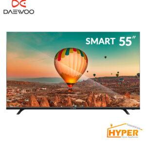 تلویزیون ال ای دی دوو DLE-55KU5300