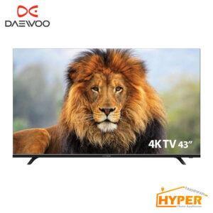 تلویزیون ال ای دی دوو DSL-43K5400