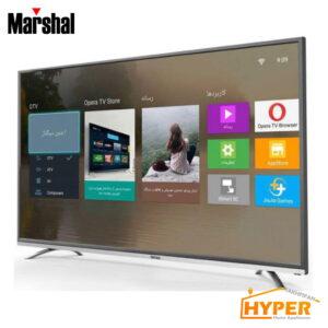 تلویزیون ال ای دی هوشمند مارشال مدل ME-6514