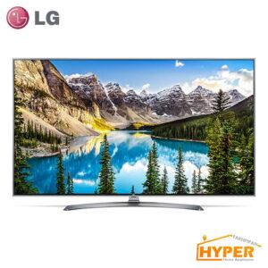 تلویزیون هوشمند ال جی 55 اینچ ۵۵UJ75200GI