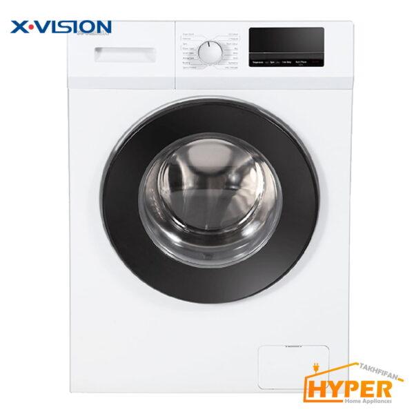 لباسشویی ایکس ویژن XTW-720W