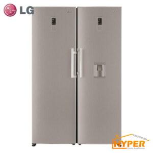 یخچال فریزر دوقلوی ال جی مدل LF1020SRX-LF1021SFX