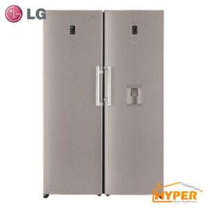 یخچال فریزر دوقلو ال جی LF250FLS-LF250RLS