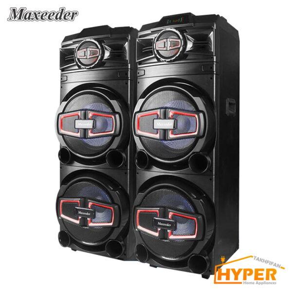 اسپیکر مکسیدر AL-1227 سری Dj Pro