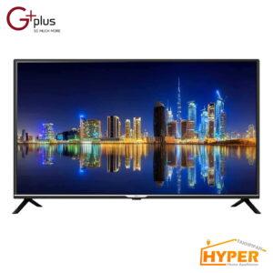 تلویزیون ال ای دی جی پلاس GTV-43LH412N