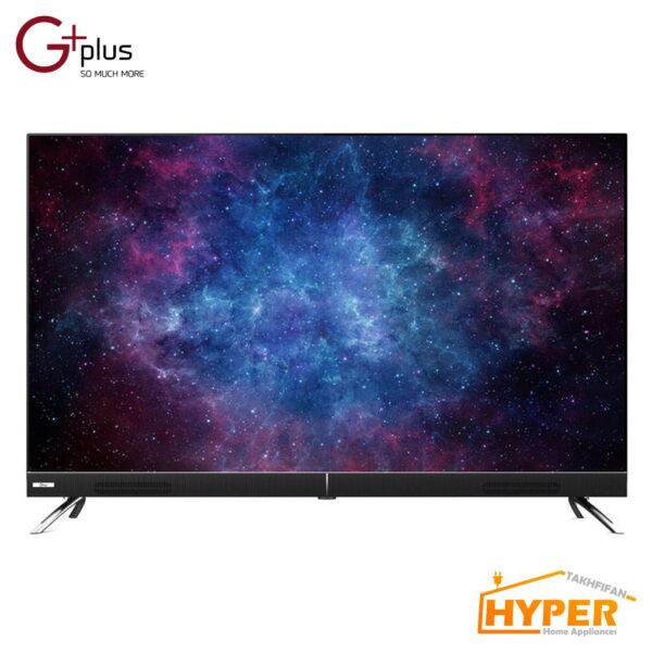 تلویزیون ال ای دی جی پلاس GTV-50LU722S