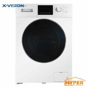 ماشین لباسشویی ایکس ویژن TM72 AWBL