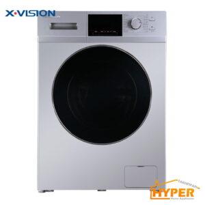 ماشین لباسشویی ایکس ویژن XTW-804SBI