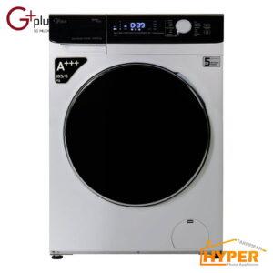 ماشین لباسشویی جی پلاس GWM-KD1048S