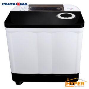 ماشین لباسشویی دوقلو پاکشوما PWK-1574AJ