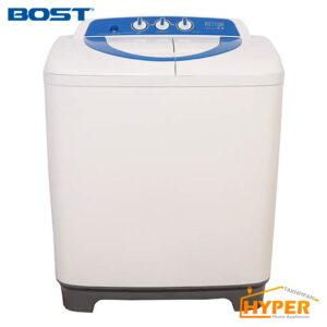 ماشین لباسشویی دو قلو بست BWT-950W سفید 9.5 کیلوگرمی