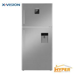 یخچال فریزر ایکس ویژن TT580 ASD