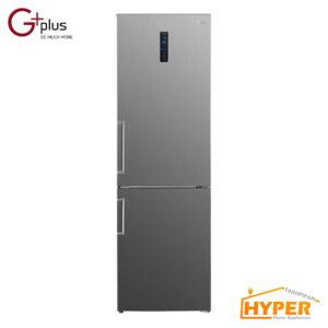 یخچال فریزر جی پلاس GRF-K312S نقره ای