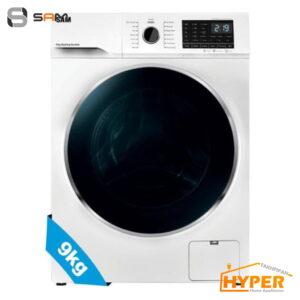 ماشین لباسشویی سام BL-P1470-W سفید 9 کیلویی
