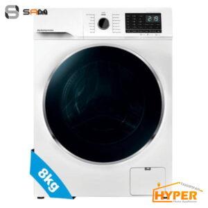 ماشین لباسشویی سام BL-Q1470-W سفید 8 کیلویی