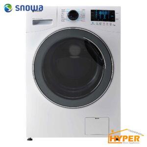 ماشین لباسشویی اسنوا SWM-94536 سفید 9 کیلویی